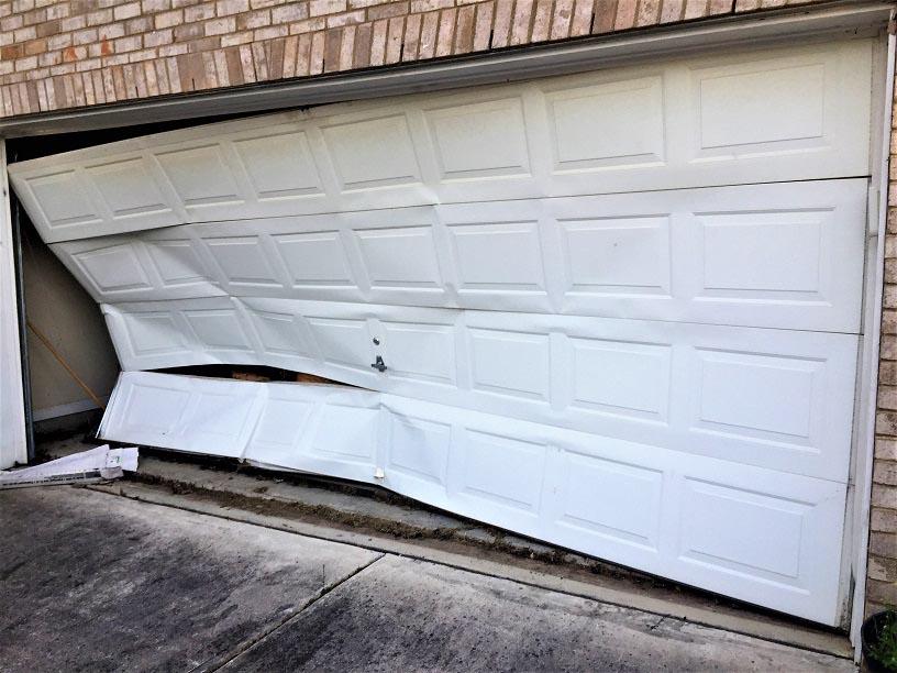 Infine reparații uși garaj